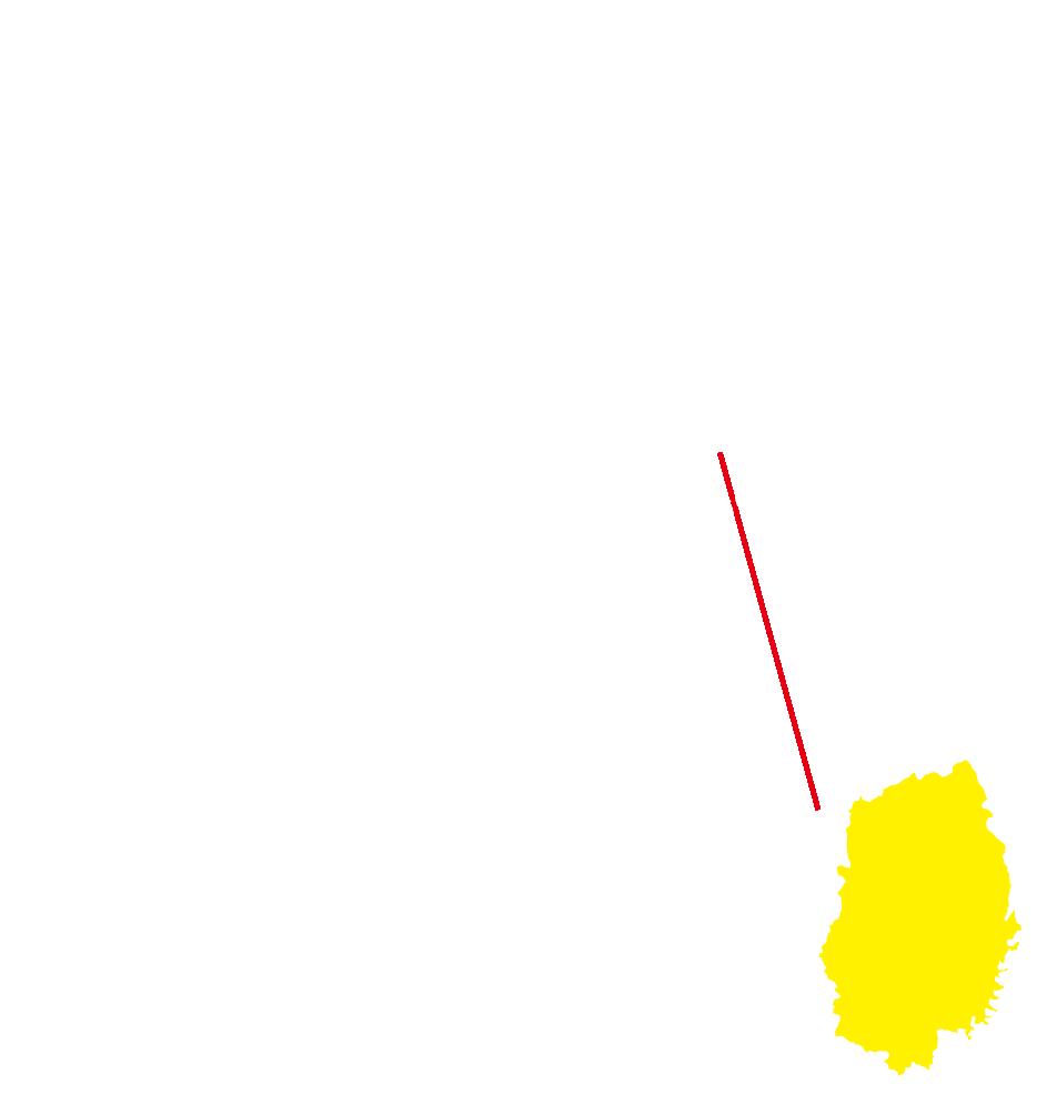 岩手の地図