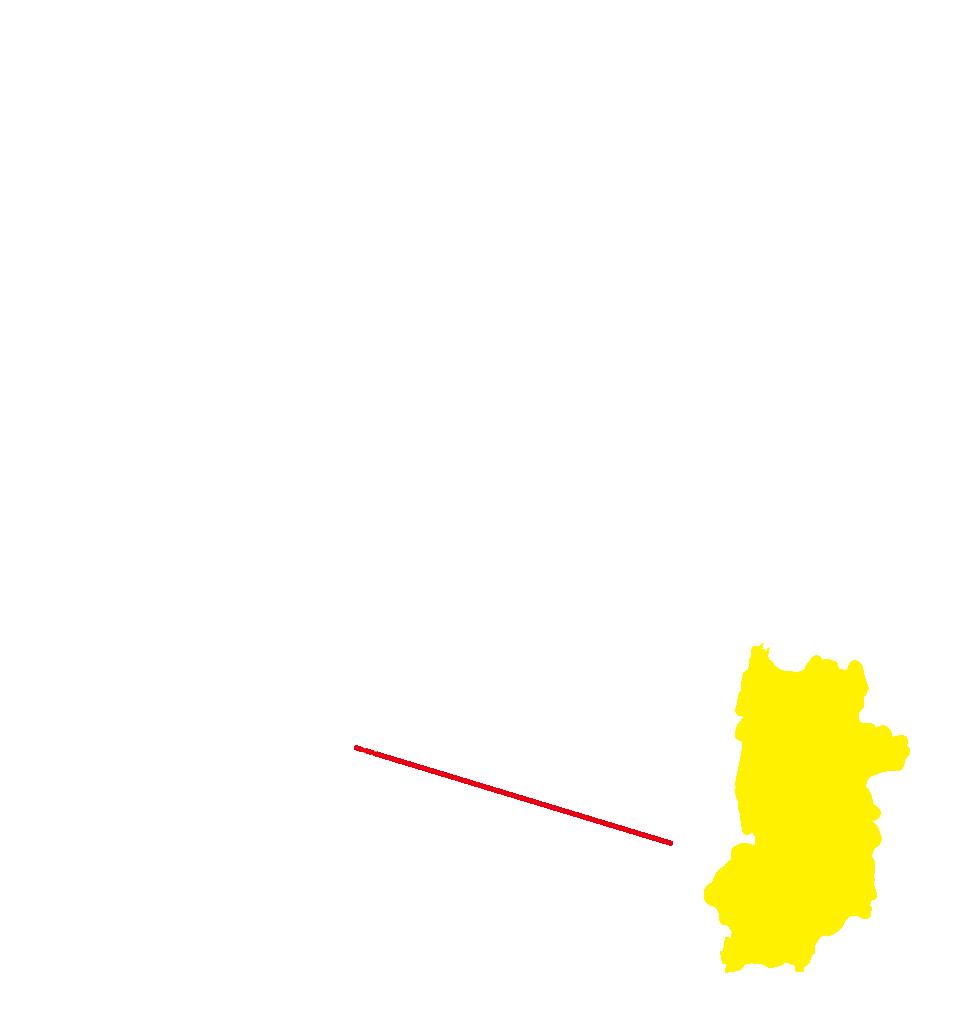 奈良県の地図