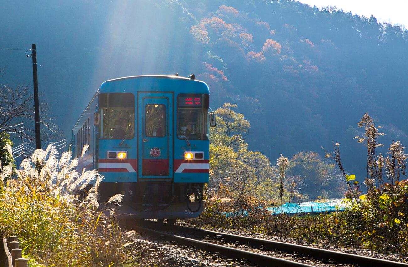 樽見鉄道3
