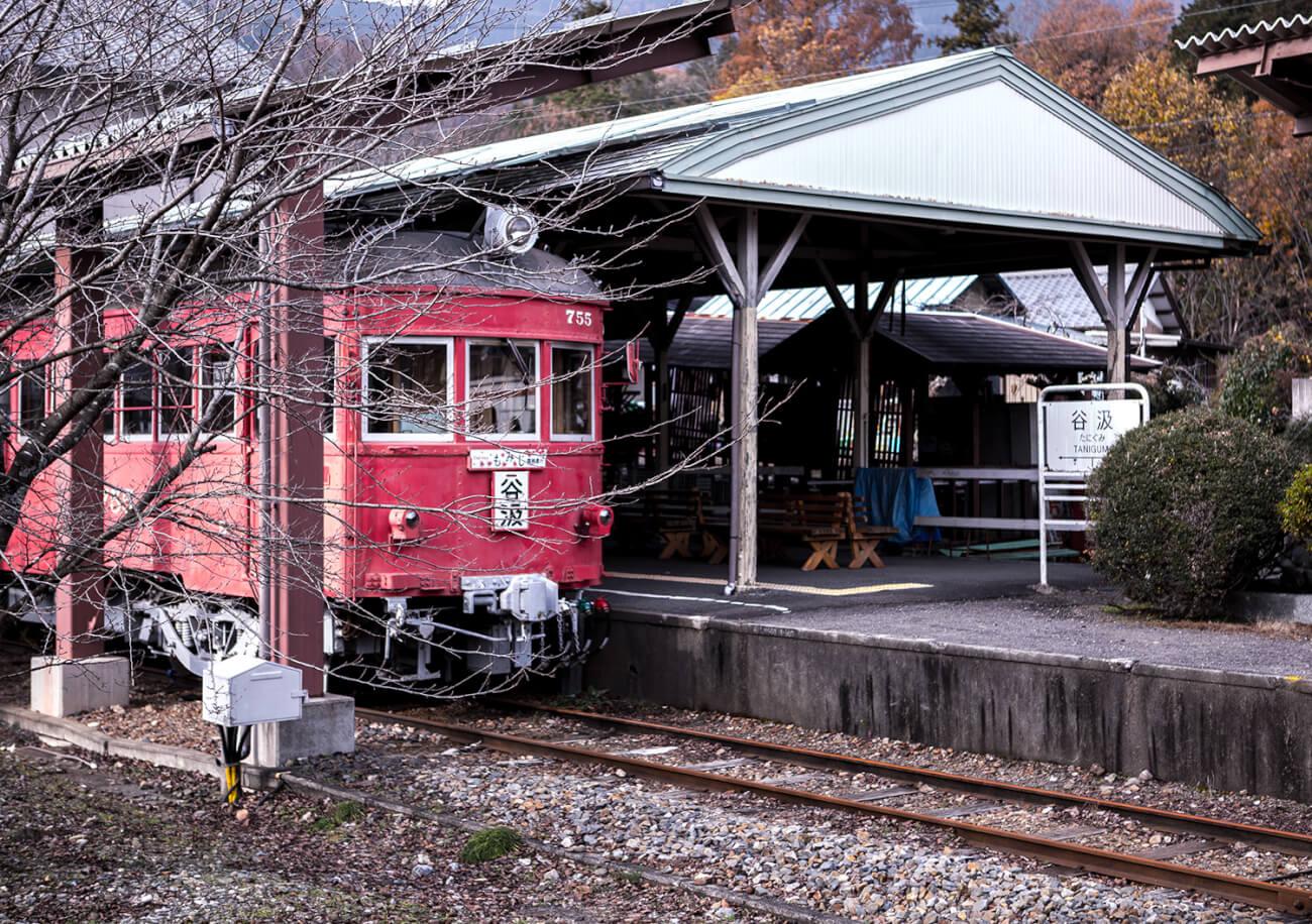 谷汲駅(廃線)